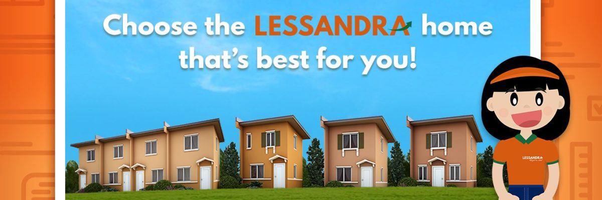 Camella Homes Lessandra